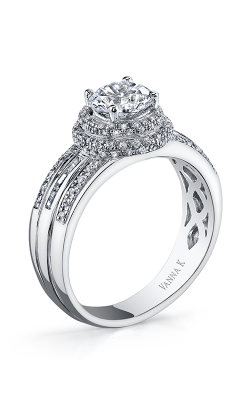 Vanna K Cascade Engagement Ring 18RGL812DCZ product image