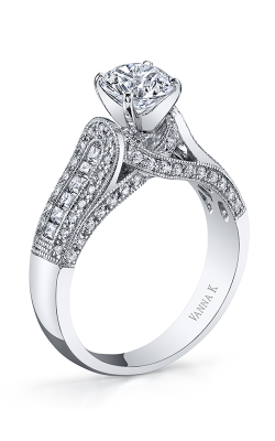 Vanna K Cascade Engagement Ring 18RGL805DCZ product image