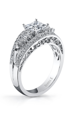 Vanna K Cascade Engagement Ring 18RO6302DCZ product image