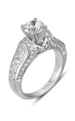 Vanna K Cascade Engagement Ring 18RM93093DCZ product image