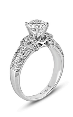 Vanna K Cascade Engagement Ring 18RM22623DCZ product image