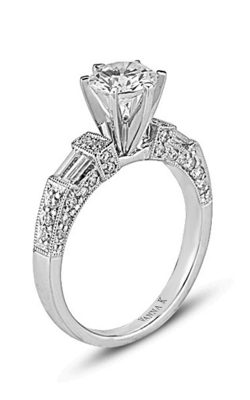 Vanna K Cascade Engagement Ring 18RM32426DCZ product image