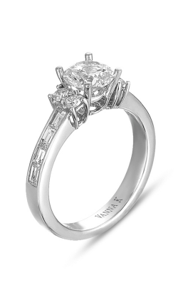 Vanna K Cascade Engagement Ring 18RO1697DCZ product image