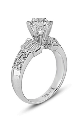 Vanna K Cascade Engagement Ring 18RM32425DCZ product image