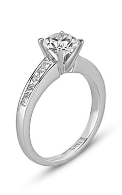 Vanna K Cascade Engagement Ring 18M00099CZ product image