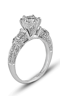 Vanna K Cascade Engagement Ring 18M00036RCZ product image