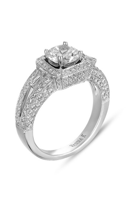 Vanna K Cascade Engagement Ring 18RGL009DCZ product image