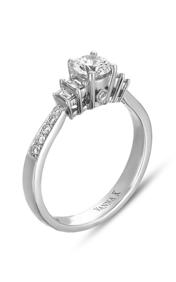 Vanna K Cascade Engagement Ring 18M00139CZ product image