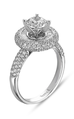 Vanna K Cascade Engagement Ring 18AR0630WDCZ product image