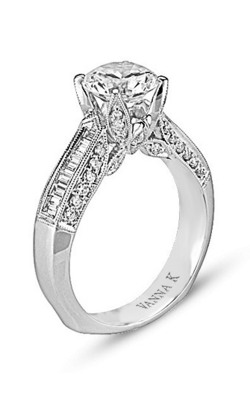 Vanna K Cascade Engagement Ring 18M00268CZ product image