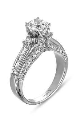 Vanna K Cascade Engagement Ring 18RGL00174DCZ product image
