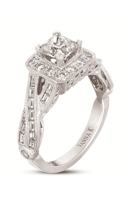 Vanna K Cascade Engagement Ring 18RGL00625DCZ product image