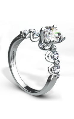Vanna K Kamara Engagement Ring 18R45DCZ product image