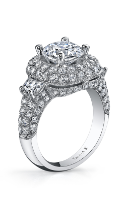 Vanna K Kamara Engagement Ring 18RGL705DCZ product image