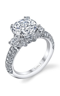 Vanna K Kamara Engagement Ring 18RO5256DCZ product image