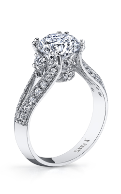 Vanna K Kamara Engagement Ring 18M00198RCZ product image
