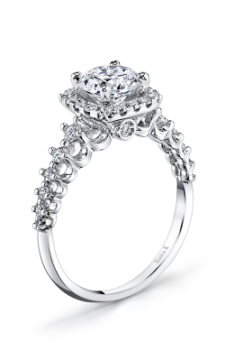 Vanna K Kamara Engagement Ring 18R65DCZ product image