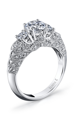 Vanna K Kamara Engagement Ring 18R963DCZ product image