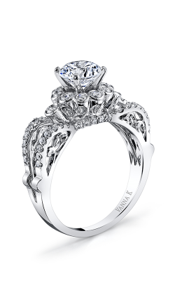 Vanna K Kamara Engagement Ring 18R915DCZ product image