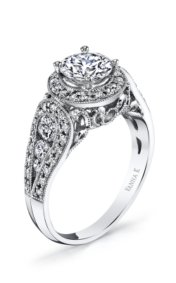 Vanna K Kamara Engagement Ring 18RGL908DCZ product image
