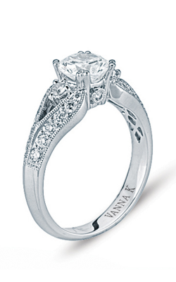Vanna K Kamara Engagement Ring 18M00091RCZ product image