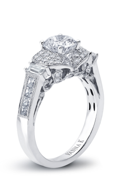 Vanna K Kamara Engagement Ring 18RGL00689DCZ product image