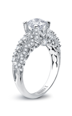 Vanna K Kamara Engagement Ring 18RGL00698DCZ product image