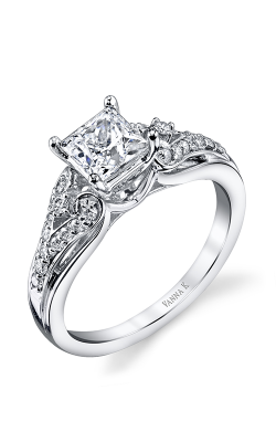 Vanna K Kamara Engagement Ring 18R173DCZ product image