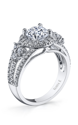 Vanna K Kamara Engagement Ring 18RGL793DCZ product image