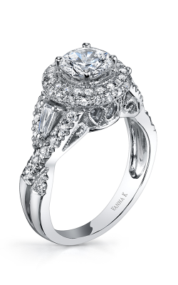 Vanna K Kamara Engagement Ring 18R851DCZ product image
