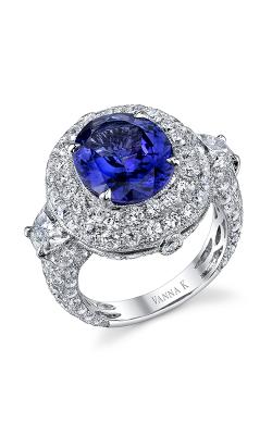 Vanna K Kamara Engagement Ring 18RO762TD product image