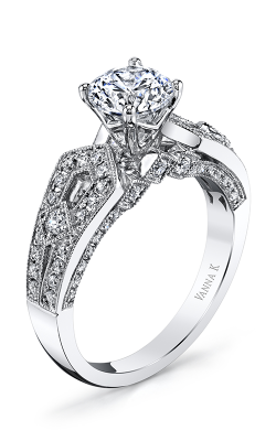 Vanna K Solea Engagement Ring 18R986DCZ product image