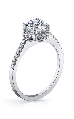 Vanna K Solea Engagement Ring 18RGL00323DCZ product image