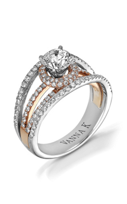 Vanna K Solea Engagement Ring 18AR8008DCZ product image