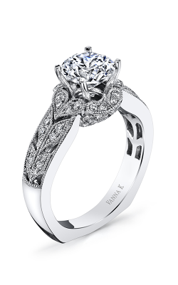 Vanna K Solea Engagement Ring 18RO6281DCZ product image