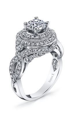 Vanna K Solea Engagement Ring 18RGL00724DCZ product image