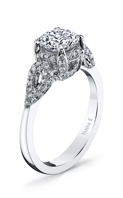 Vanna K Solea Engagement Ring 18R313DCZ product image