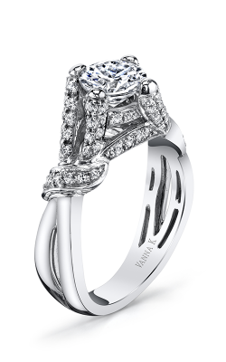Vanna K Solea Engagement Ring 18R857DCZ product image