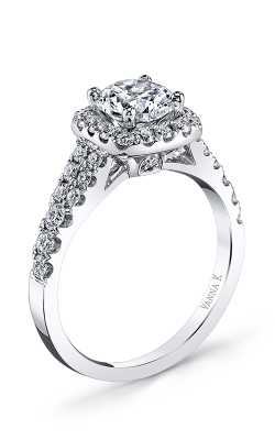 Vanna K Solea Engagement Ring 18R61DCZ product image