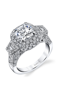 Vanna K Solea Engagement Ring 18RO546321DCZ product image