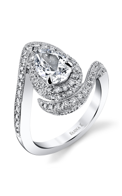 Vanna K Solea Engagement Ring 18RO2320DCZ product image