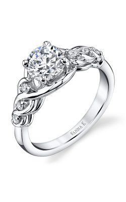 Vanna K Solea Engagement Ring 18R320DCZ product image