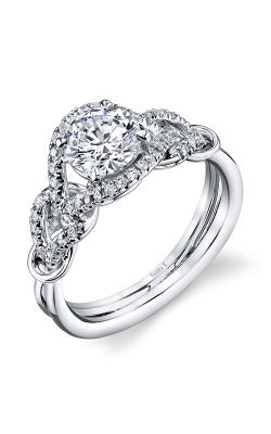 Vanna K Solea Engagement Ring 18R311DCZ product image