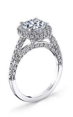 Vanna K Solea Engagement Ring 18R984DCZ product image