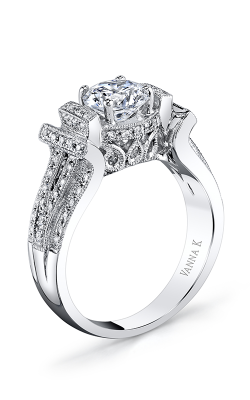 Vanna K Solea Engagement Ring 18RGL898DCZ product image