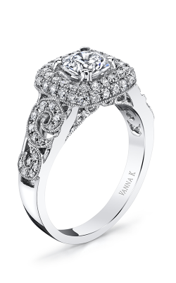 Vanna K Solea Engagement Ring 18R988DCZ product image