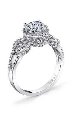 Vanna K Solea Engagement Ring 18R969DCZ product image