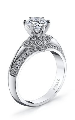 Vanna K Solea Engagement Ring 18RGL00253DCZ product image