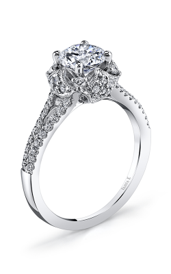 Vanna K Solea Engagement Ring 18RM62DCZ product image