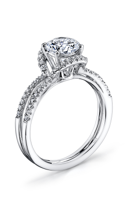 Vanna K Solea Engagement Ring 18R42DCZ product image